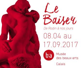 Musee BA Calais - Le Baiser