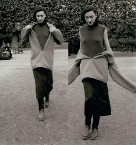 Hermès A/H 1998-1999 'Le vêtement comme manière de vivre' Le Monde d'Hermès, Photo: John Midgley