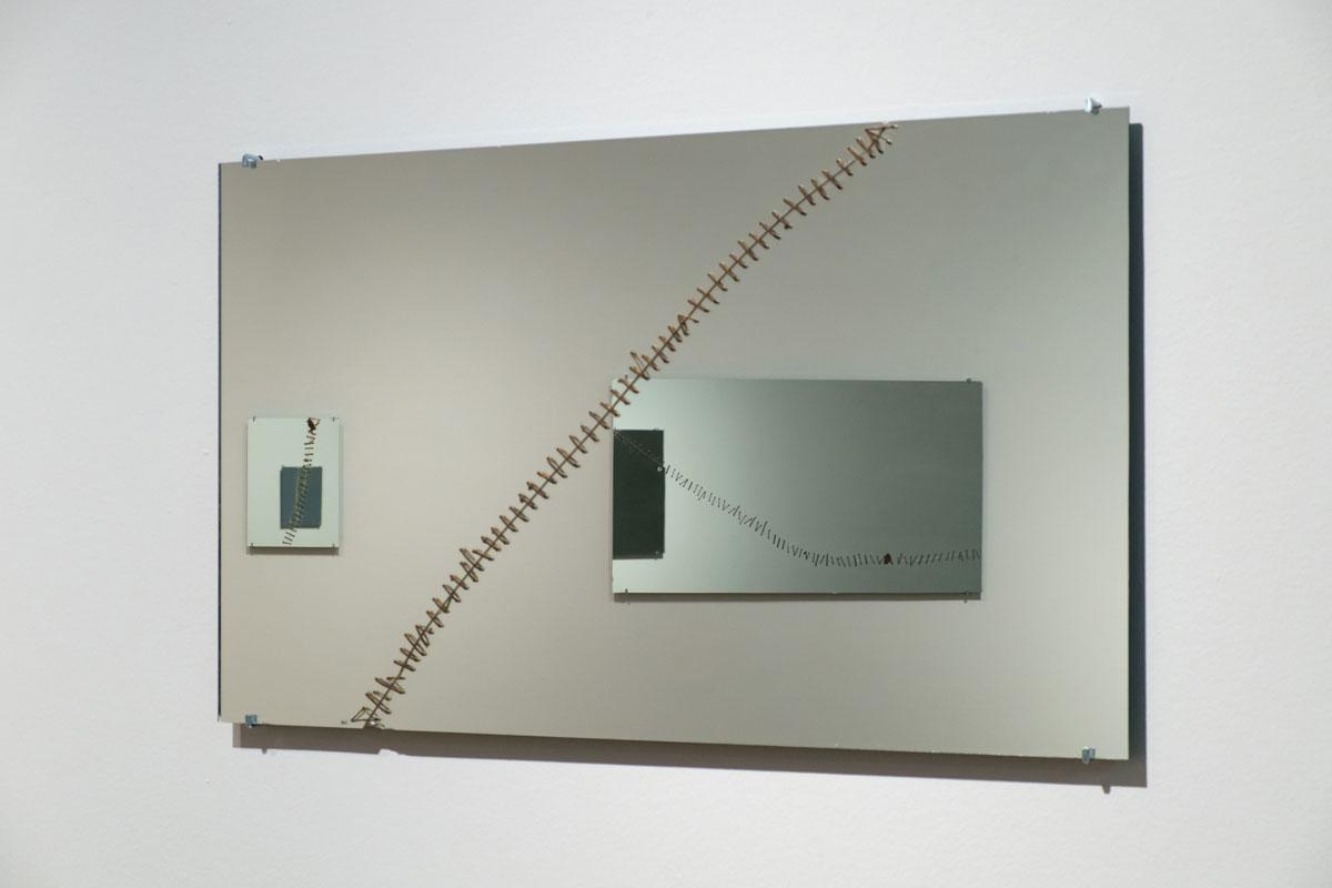 Kader Attia, Repair Analysis, Installation view MMK Museum für Moderne Kunst, Frankfurt am Main, 2014, Photo: Axel Schneider © MMK Frankfurt, Courtesy the artist, MMK Frankfurt and Galerie Nagel Draxler, Berlin/Cologne