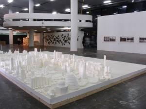 Meshac Gaba, Sweetness, 2006 © Galleria Continua, San Gimignano, Beijing, Les Moulins, Habana, Photo Henk Nieman (détail)