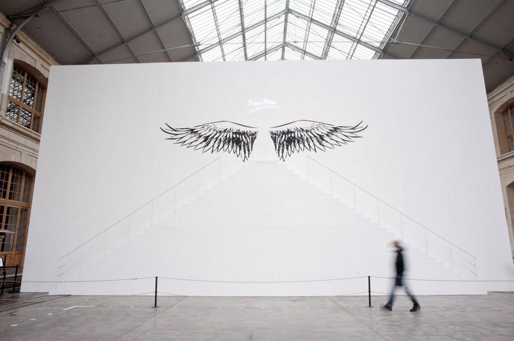 Moataz Nasr, I'm Free © Galleria Continua, San Gimignano, Beijing, Les Moulins, Habana