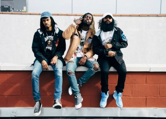 Flatbush Zombies © Ellington