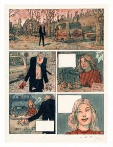 Nicolas de Crécy, Léon La Came, (A SUIVRE) No.195, avril 1994