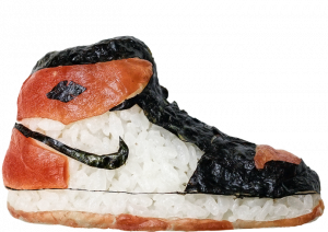 The Onigiri Art © Yujia Hu
