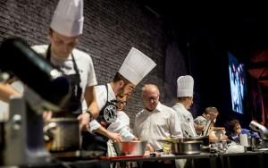 Mange Lille Concours de Cuisine © Sophie Stalnikiewicz