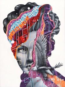 Peace by Piece (c) Tristan Eaton