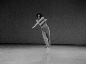 Babette Mangolte / Trisha Brown, Water motor, 1978 © Babette Mangolte / Centre Pompidou, MNAM-CCI