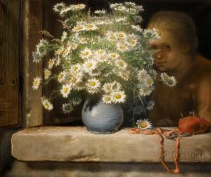 Millet Jean-Franois (1814-1875). Paris, musŽe d'Orsay, conservŽ au musŽe du Louvre. RF29766.