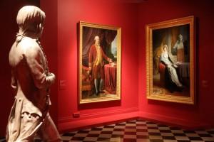 Vue d'exposition (c) Musée des beaux-arts d'Arras