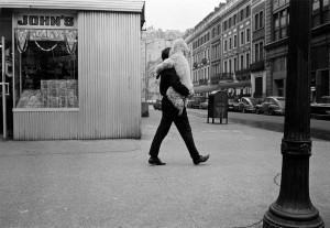 (c) Joel Meyerowitz, New-York, 1965 courtesy Polka Galerie