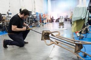 ambiances et artistes au travail (c) Jacob Khrist
