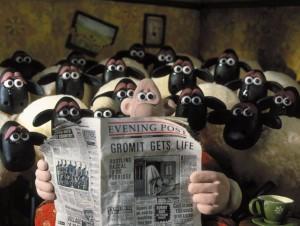 Wallace & Gromit (c) Folimage / Studio Aardman