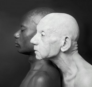 Hommage à Robert MAPPLETHORPE, Ken Moody and Robert Sherman, 1984. Courtesy Galerie Thierry Bigaignon