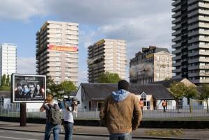Downtown Corrida © Alban Lécuyer