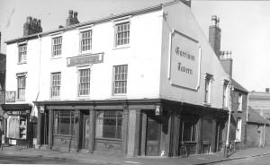 Garrison Tavern, Garrison Lane, 1961. Le QG des Peaky Blinders