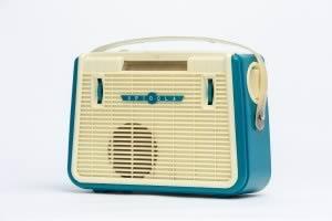 Spidola Transitor Radio, 1960-1962 (c) Vef Radio Fatcory (c)riga (c) Design Adolf Irbitis, Moscow Design Museum
