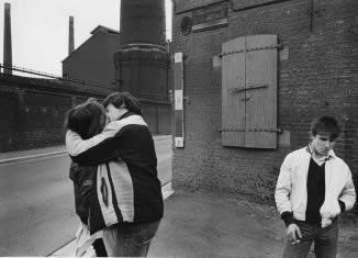 Thierry Girard, Mémoire du siècle futur, Denain, avril 1981 © CRP 2015.22.030
