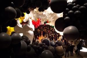 Geronimo balloons,NYC Pride © Jihan Zencirli