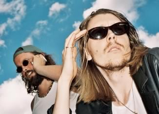 Alex Cameron and Roy Molloy (c) Chris Rhodes