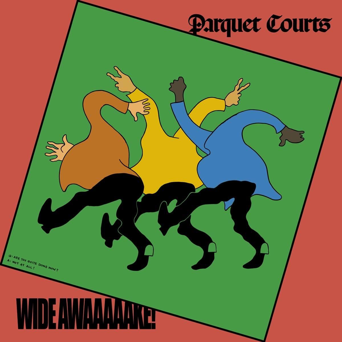 Parquet Courts, Wide Awake