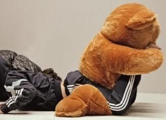 Big Bears Cry Too, Training suit (c) Barbara Vackier