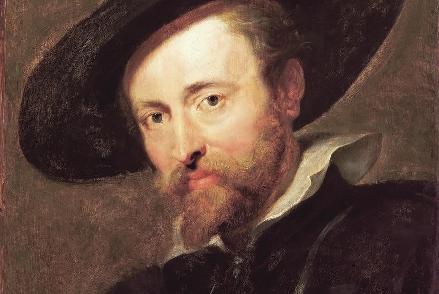 Peter Paul Rubens, zelfportret