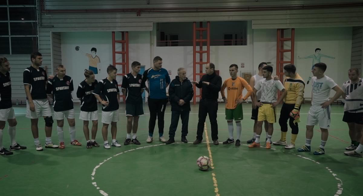 Football Infini de Corneliu Porumboiu (c) Capricci