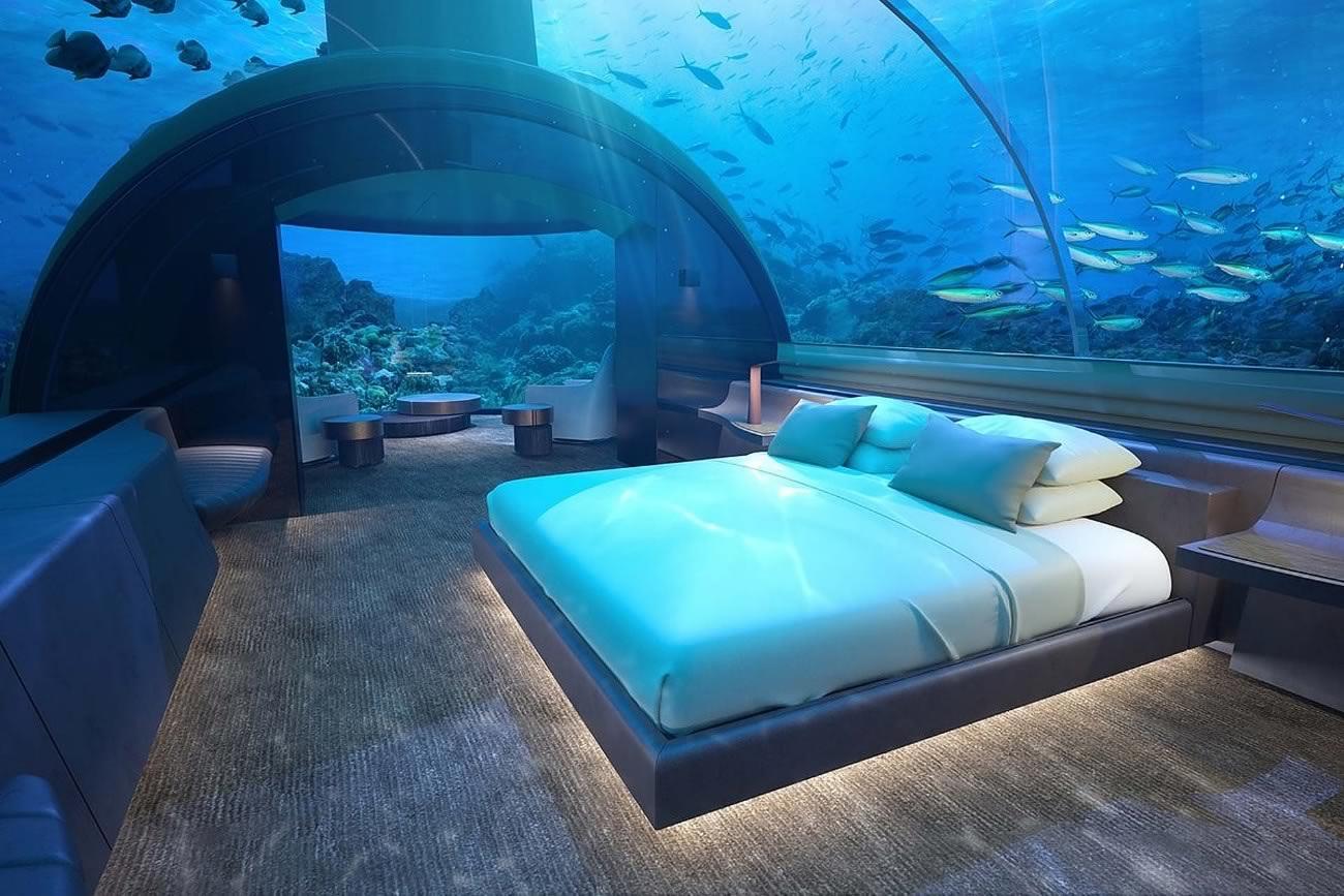 The Muraka © Conrad Hotels & Resorts
