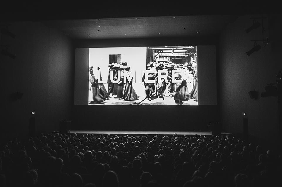 Projection de Lumière ! L'aventure commence de Thierry Frémaut © Julien Peeters