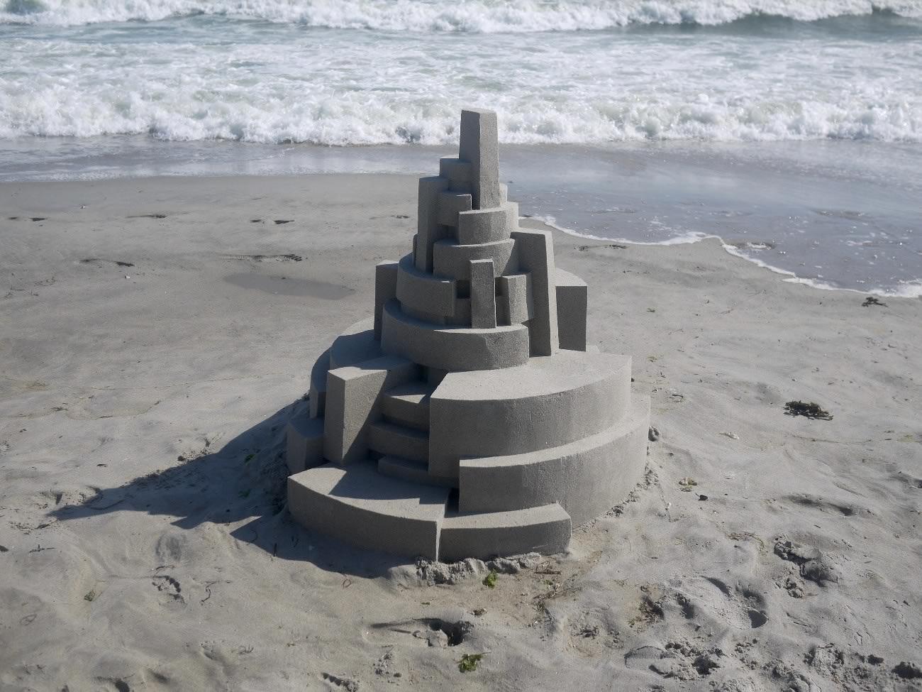 Sand Castles © Calvin Seibert