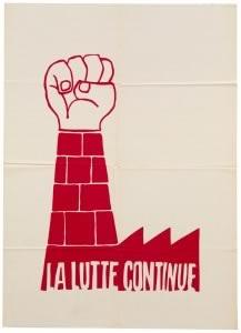 La lutte continue, Collection Michaël Lellouche, MIMA 2018