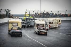 Caravan race, avril 2018 © Xavier Verquin