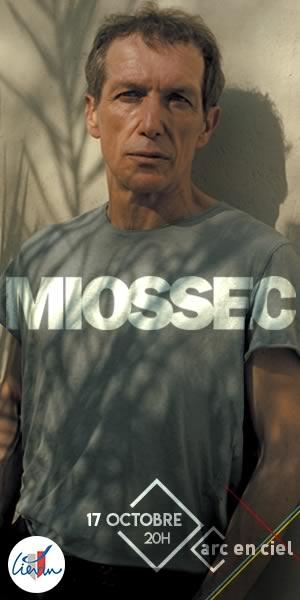 Miossec / Centre arc-en-ciel