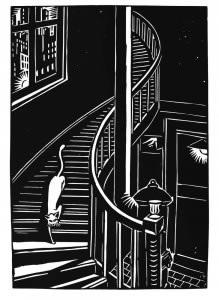 Frans Masereel, La Ville, 1928 - Coll. Musée de Gravelines