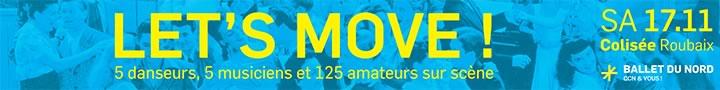 Let\\\'s Move Roubaix Colisée