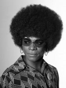 "Samuel Fosso, Autoportrait ""African Spirits"" series, 1998 © Samuel Fosso, courtesy Jean Marc Patras, Paris"