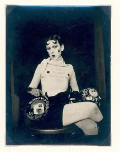 I am in training don't kiss me by Claude Cahun, 1927. Jersey Heritage Collections © Jersey Heritage