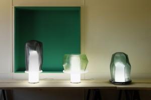 Lampes à poser, 2018 © Normal Studio © FLC ADAGP Morgane Le Gall
