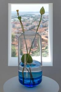 Vase Fleurs sous-marines, 2017-2018 © Carolien Niebling © Lothaire Hicki/villa Noailles
