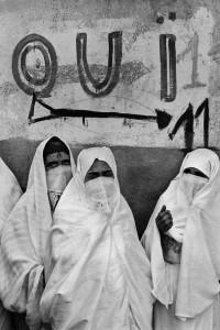 Marc Riboud, Alger, 1er juillet 1962 © « Marc Riboud »