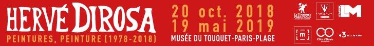 Musée des beaux-arts du Touquet - hervé di rosa