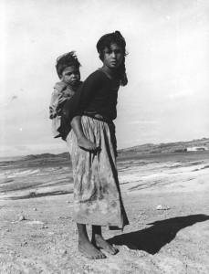 Enfants réfugiés (c) Mohamed Kouaci