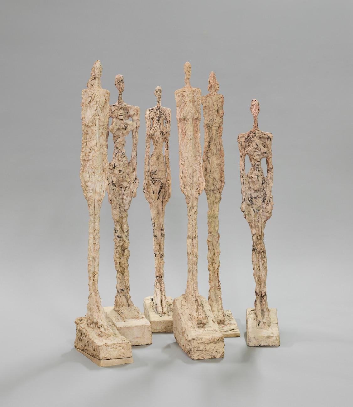 Alberto-Giacometti-Femmes-de-Venise
