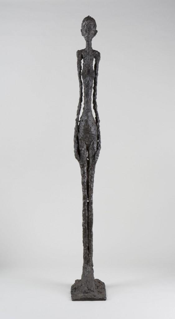 Alberto Giacometti, Grande femme I, 1960