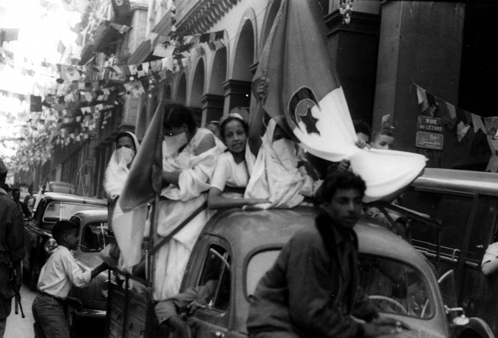(c) Mohamed Kouaci JOURS D'INDEPENDANCE 5 JUILLET 1962