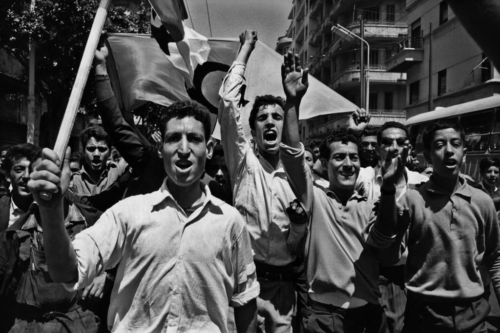 Alger, 2 juillet 1962 © « Marc Riboud
