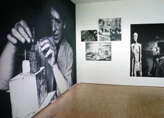 Vue d'exposition (c) Cécile Fauré