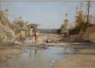 Les laveuses (c) A. Leprince