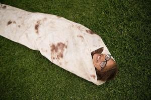 https://www.amazon.com/Zen-Life-Burrito-Blanket-Tortilla/dp/B01N05KZQY/ref=cm_cr_arp_d_product_top?ie=UTF8 Zen Life Burrito Blanket, Be a Giant Human Burrito, Tortilla or Taco, Soft & Plush Giant Round Beach Towel for Kids or Adults Credit: Zen Life