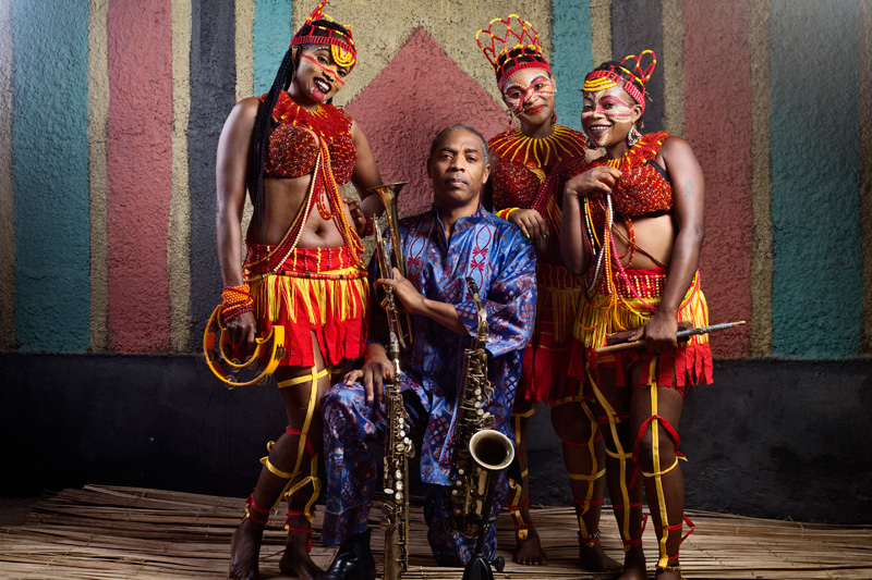 Femi Kuti © Optimus Dammy